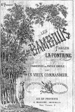 """""""Les Fables Créoles"""" de F. A. Marbot"""